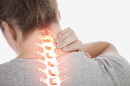 Neck pain must be treated