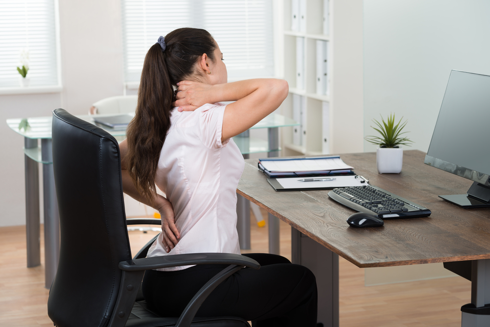 Proper sitting techniques help prevent sciatica recurrence