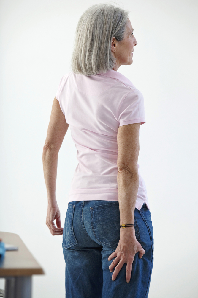 Sciatica patients experience a tingling sensation that releases from the lower back area down to the leg, foot, and toes