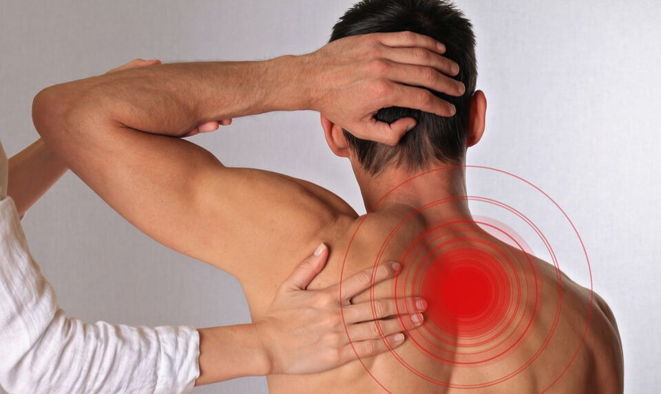 back pain relief with a chiropractor