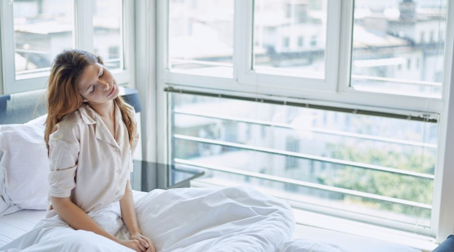 Is your sleeping position giving you neck pain?