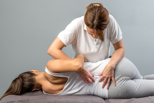 Chiropractic treatment techniques can relieve stress.