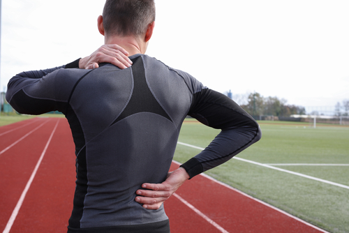 Chiropractic care for athletes helps condition the body.