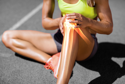 Athletes are prone to injuries.